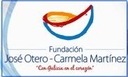 Resultado de imagen de fundación josé otero y carmela martínez logo